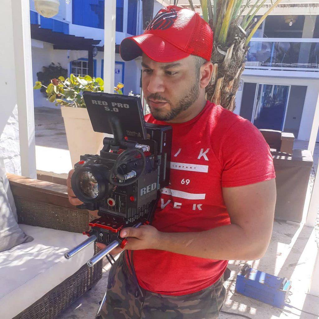Luis Miguel Abreu - Director de Días de Oscuridad