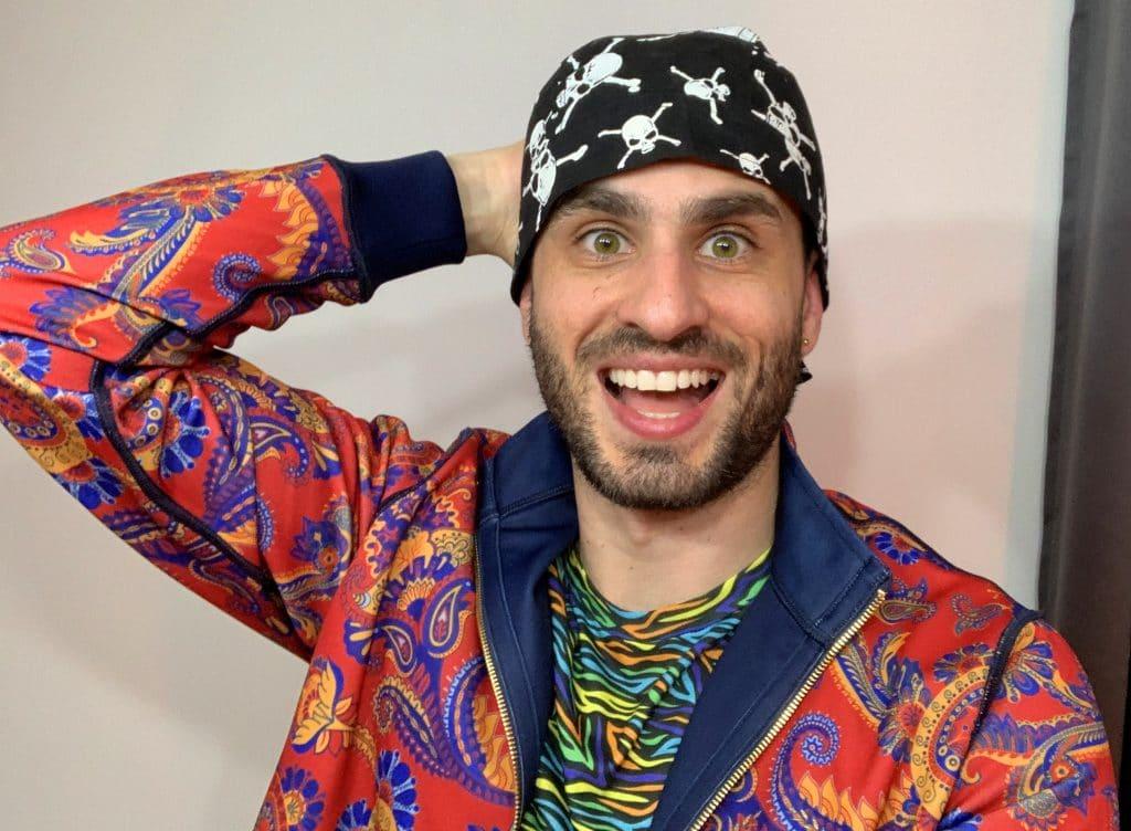 Vito Vázquez autor de Zombie Superstar