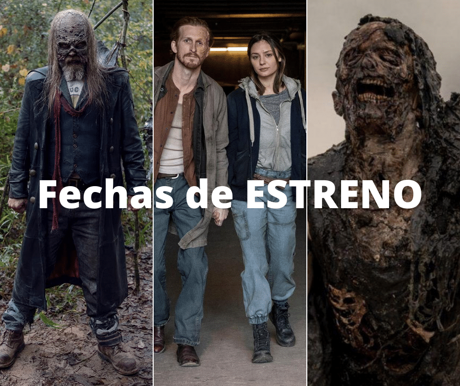 Regreso de The Walking Dead, Fear The Walking Dead y estreno de World Beyond en 2020