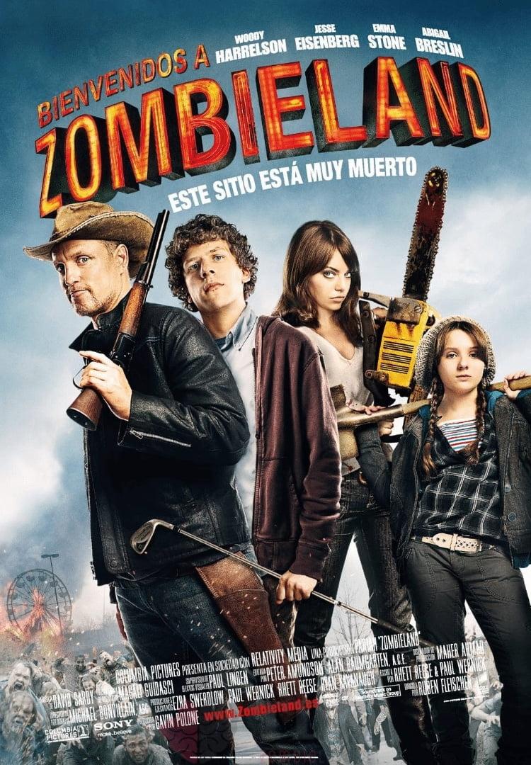 Bienvenidos a Zombieland - Tierra de zombies