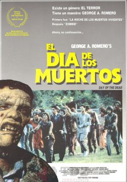 El día de los muertos - El día de los muertos vivientes