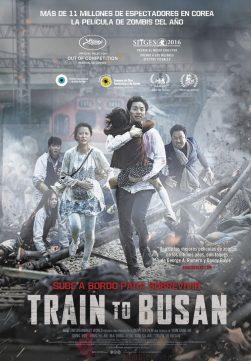 Tain to Busan - Estación Zombie