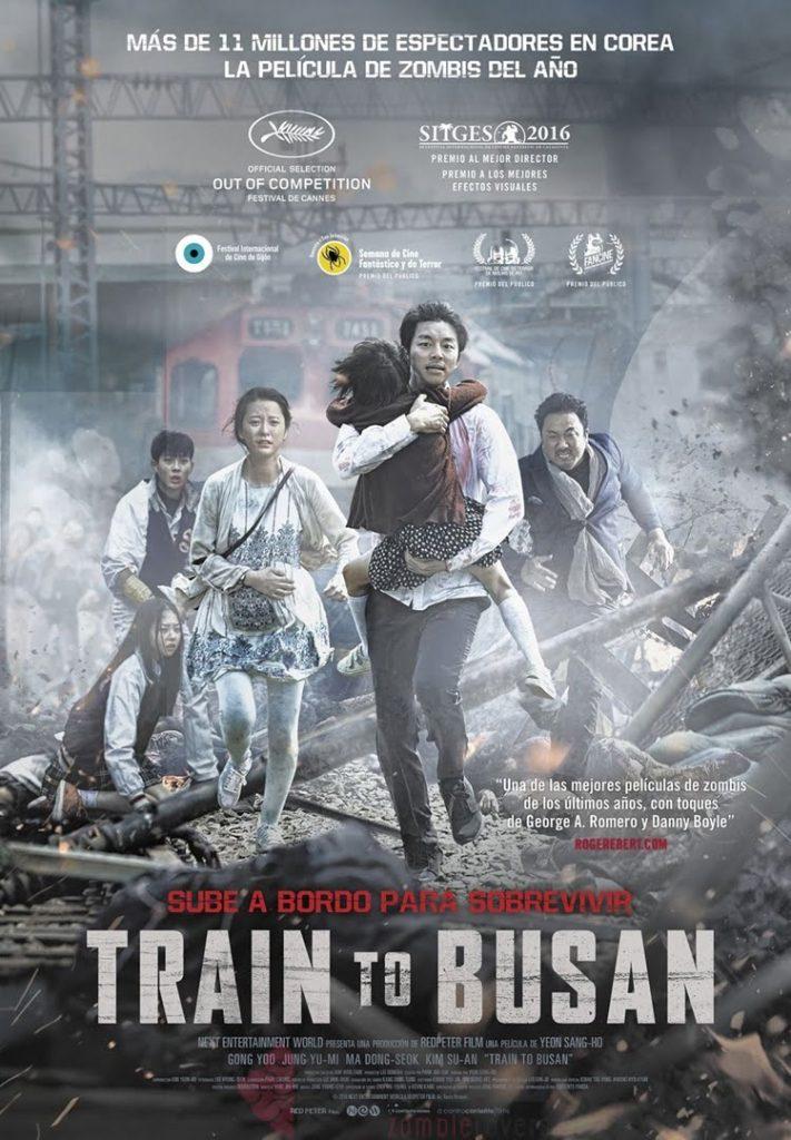 Train to Busan – Estacion Zombie