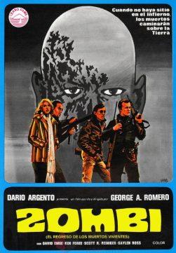 Zombie - La noche de los muertos vivientes