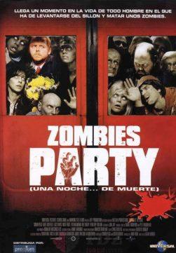 Zombies party (una noche... de muerte) - Muertos de risa