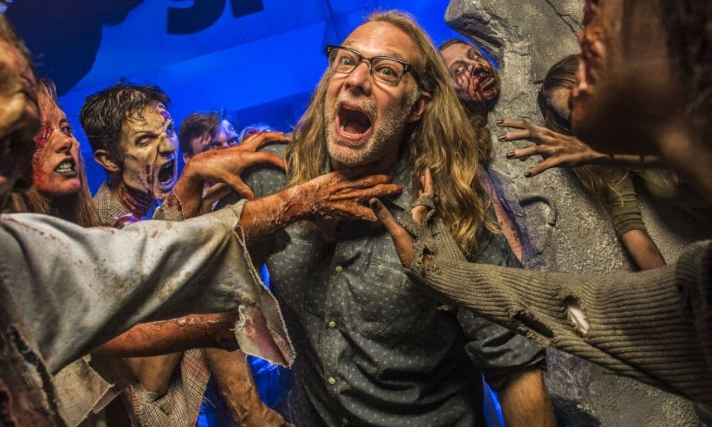 Greg Nicotero en The Walking Dead