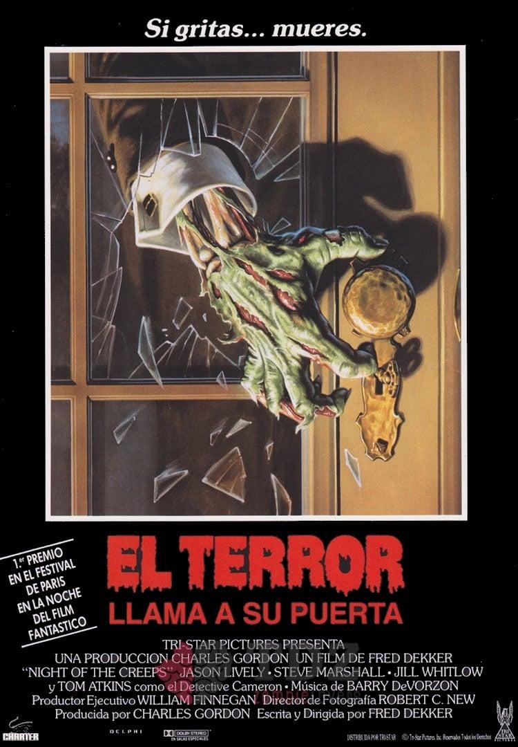 El terror llama a su puerta - 1986