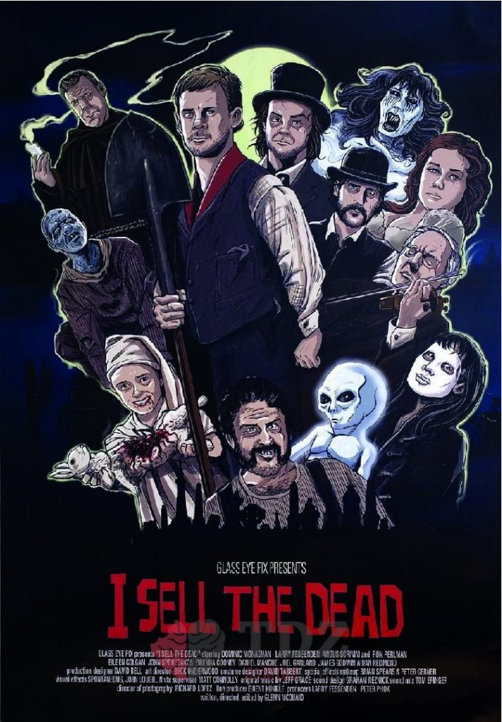 I Sell the Dead - 2009