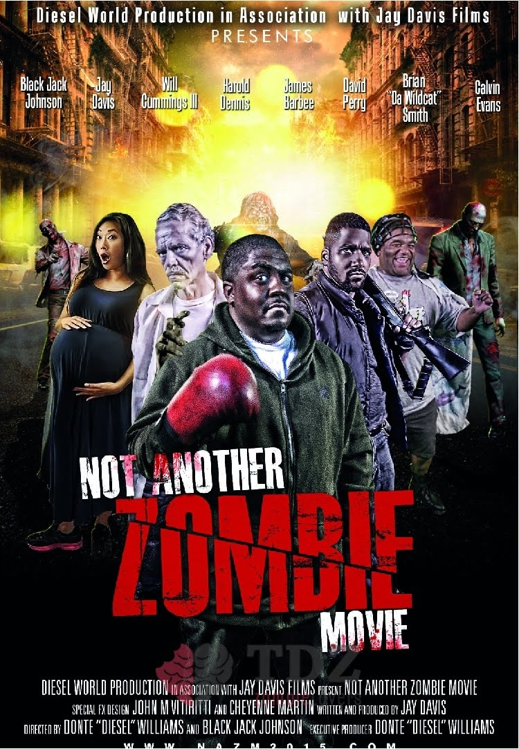 Not Another Zombies Movie - 2014