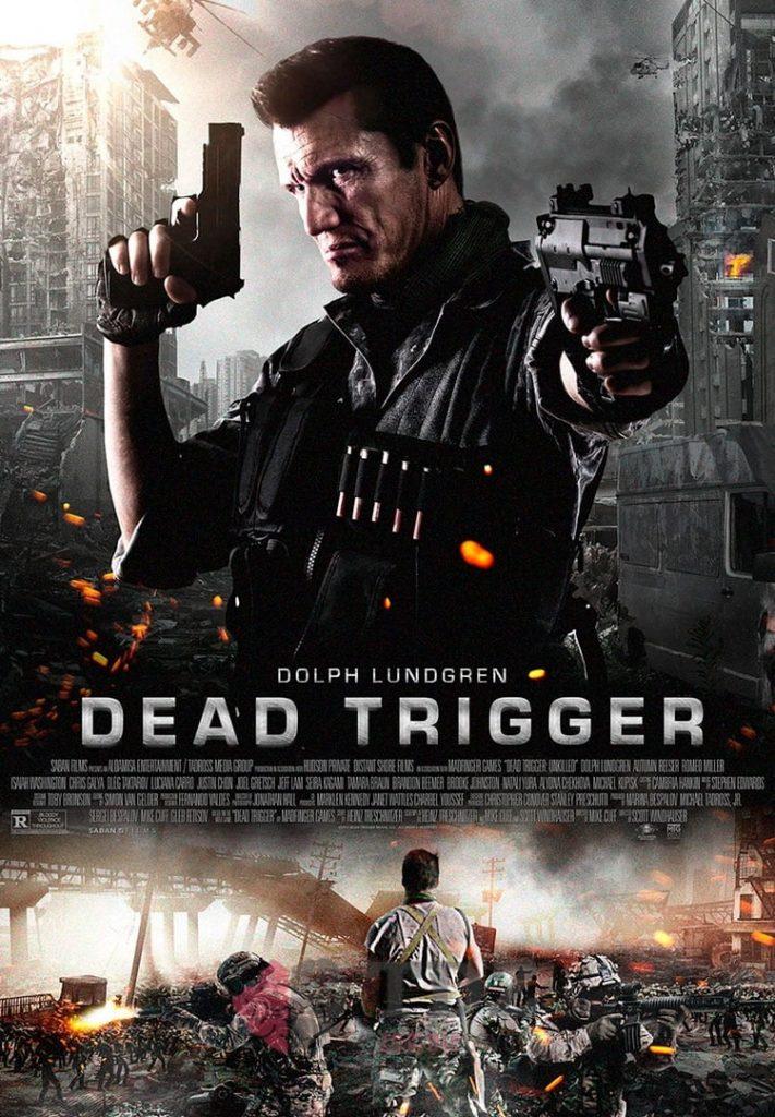 Dead Trigger con Dolph Lundgreen
