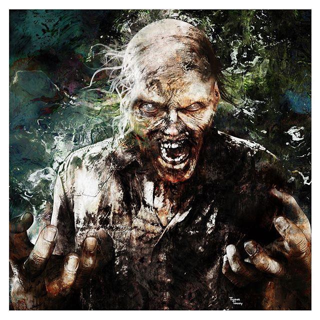 Imagen oficial de sus zombies