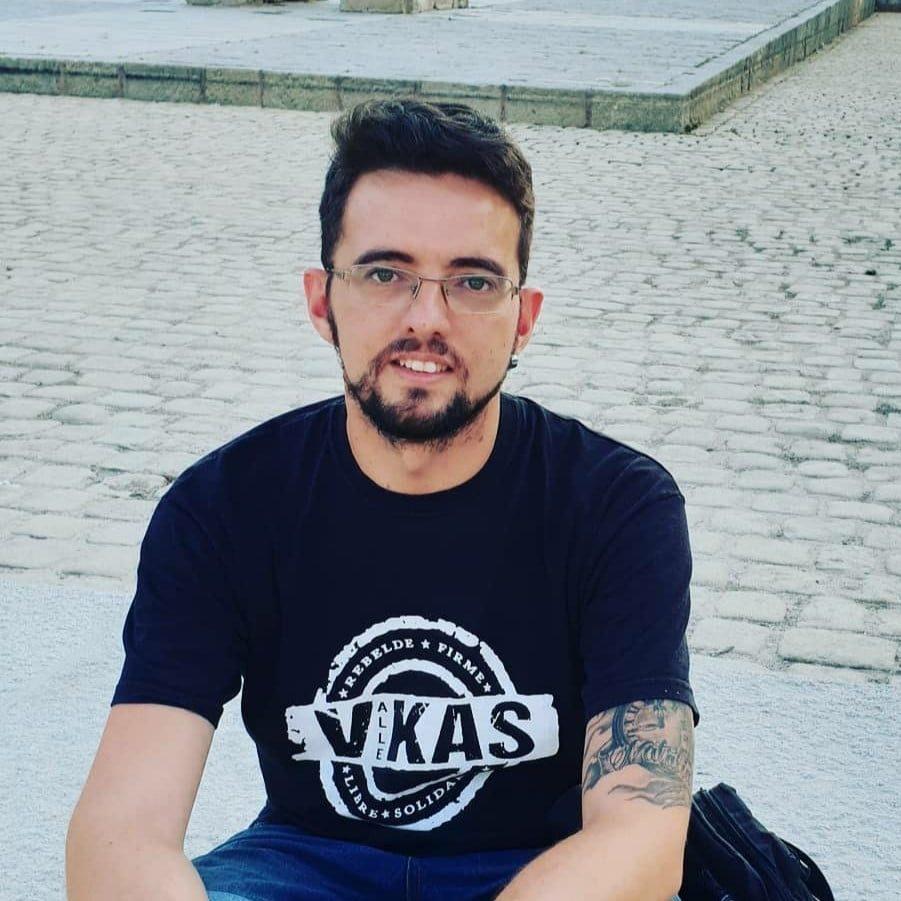 Alfonso Zamora Llorente autor de De Madrid al Zielo