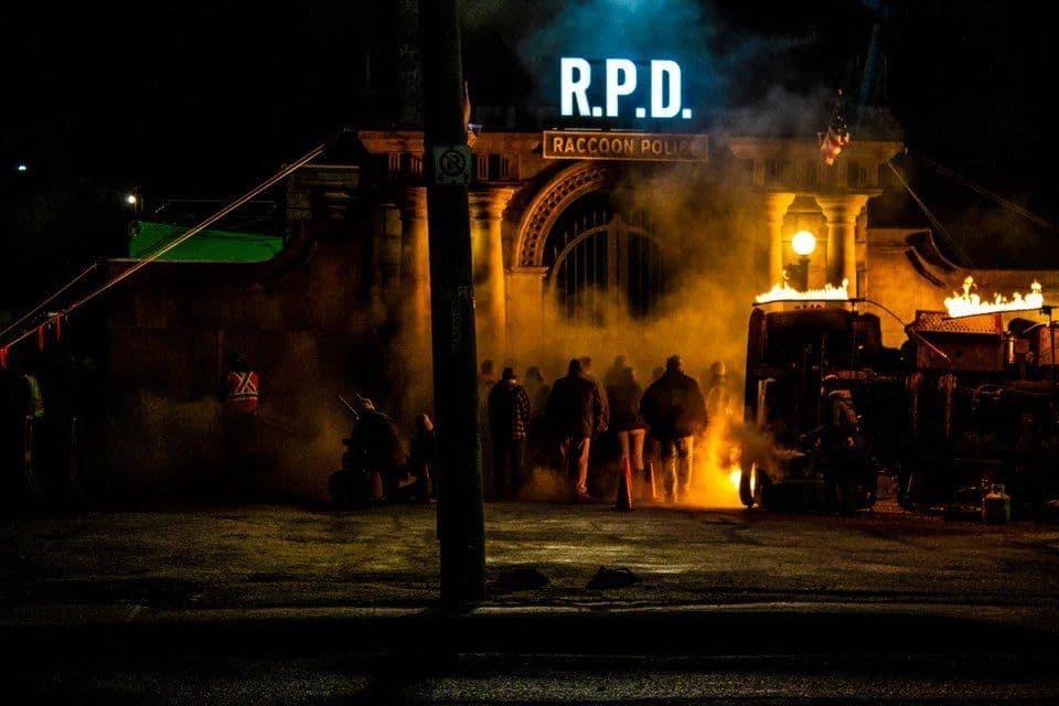 Comisaría de polícia de Raccoon City de Resident Evil 1