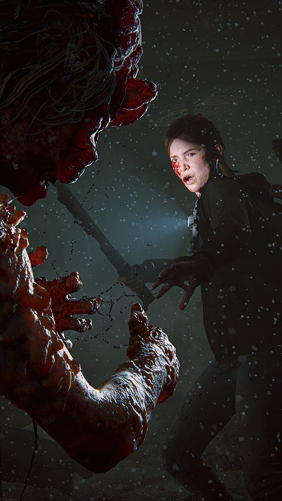 Foto virtual de The Last Of Us 2 by @Rimaeternax