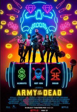 Ejército de los muertos - 2021