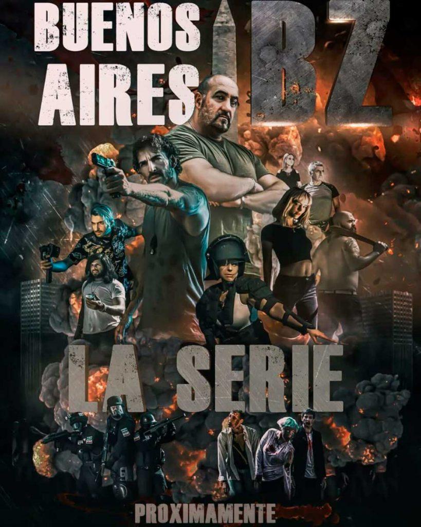 Portada de la serie de televisión Buenos Aires BZ