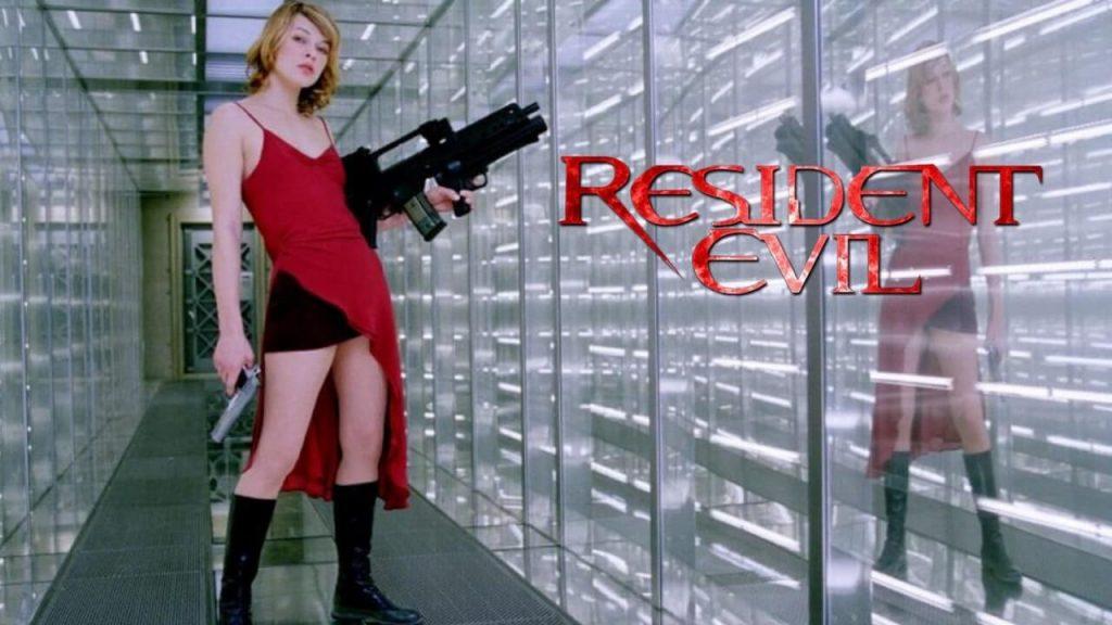 Review sobre la película Resident Evil 1 de 2002
