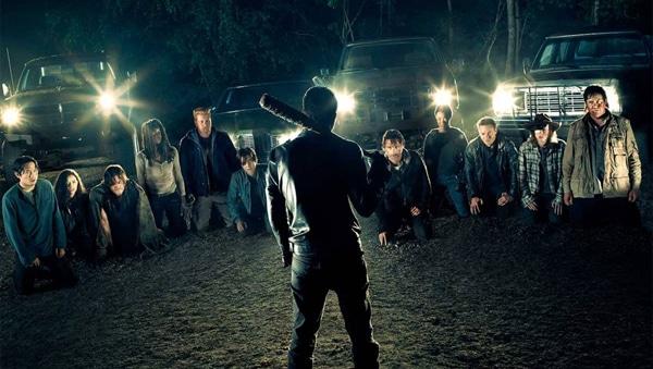 Famosa escena de Negan y el fin para muchos de la serie