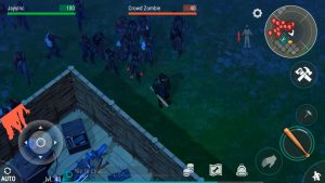 Escena con zombies de Last Day on Earth: Survival