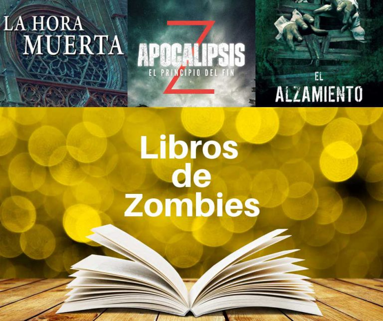 Libros recomendados de Zombies