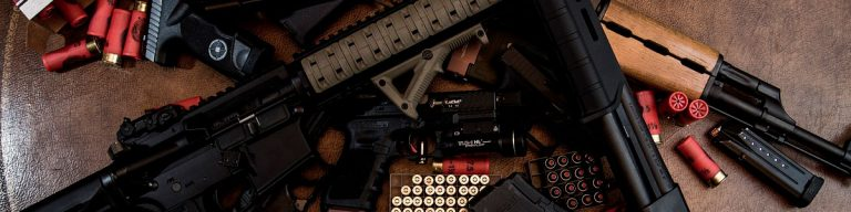 Munición y armas usasdas contra zombies