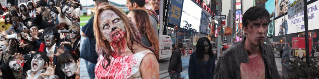Qué es una Survival Zombie